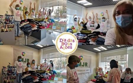 Dia das Boas Ações em Portugal