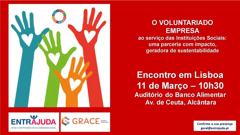 Encontro Voluntariado – Empresa